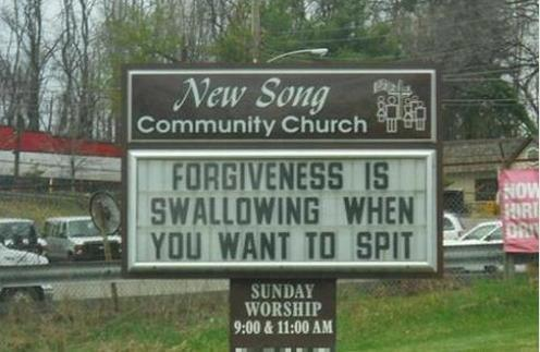 funny church sign sex picture