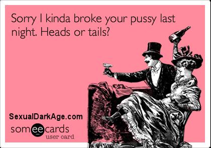 funny sex ecard