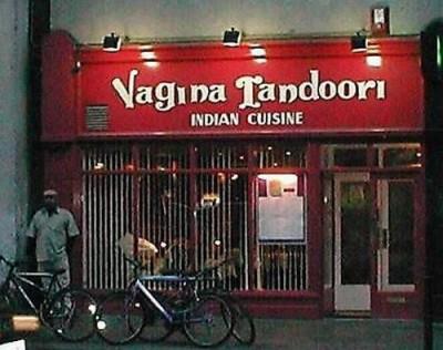funny sex picture vagina tandoori indian restaurant